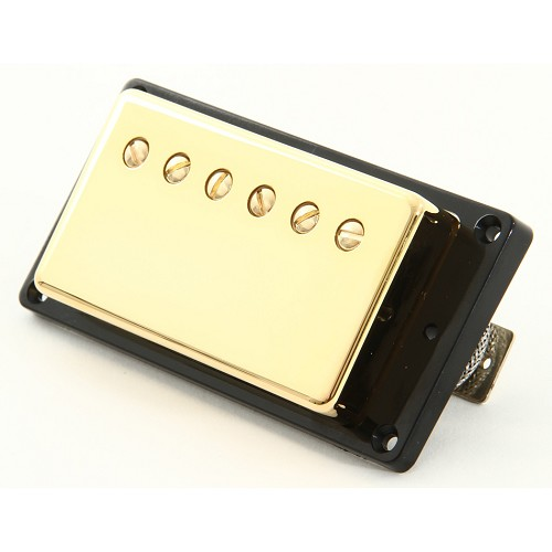 SEYMOUR DUNCAN Humbuckers Pick Up Seth Lover Model [SH-55n] - Gold - Gitar Pick Up